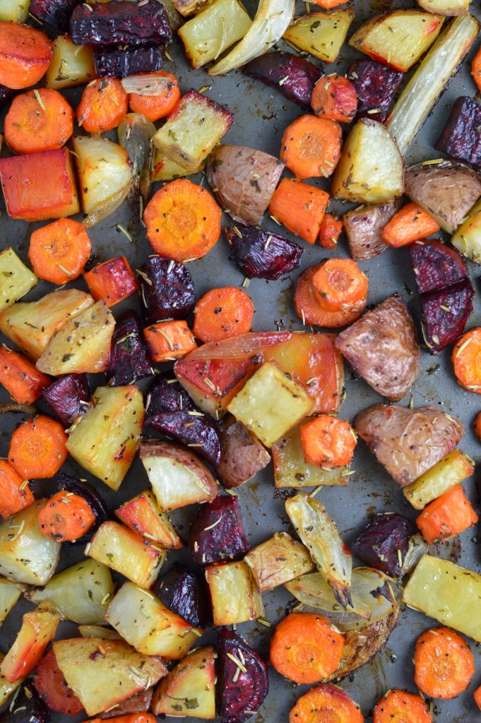 how to cook potatoes beets carrots