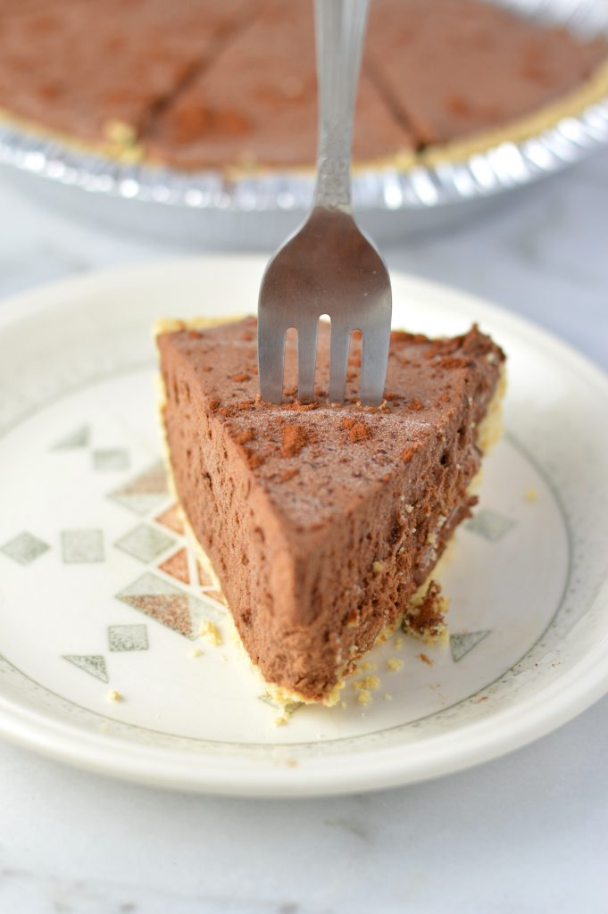 Can You Make Chocolate Pie In Graham Cracker Crust